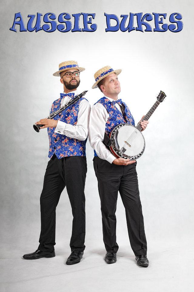 Aussie Dukes Duo
