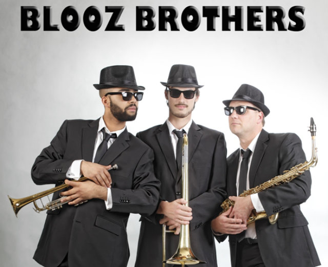 Blooz Brothers Trio 3 Small