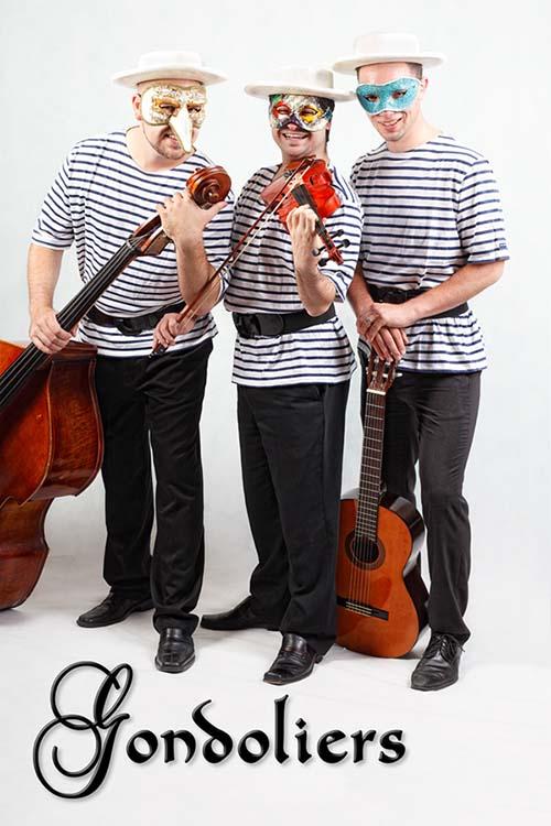 Gondo Trio 2