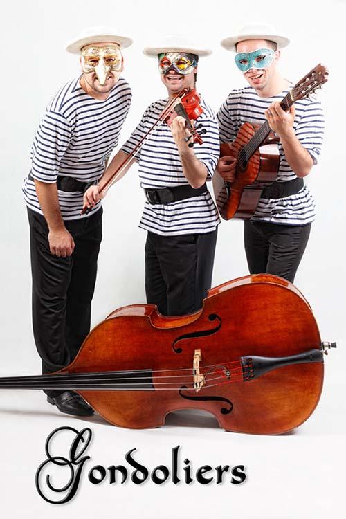 Gondo Trio 3