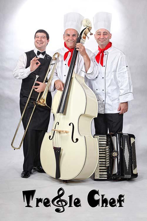 TC Trio (Waiter)