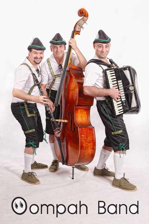 Oompah-Band