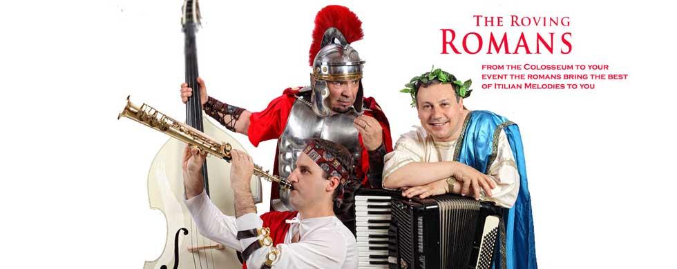 The Roving Romans