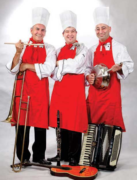 Treble-Chef