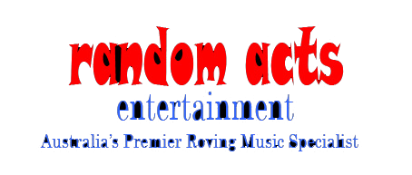 Random  Acts  ENTERTAINMENT